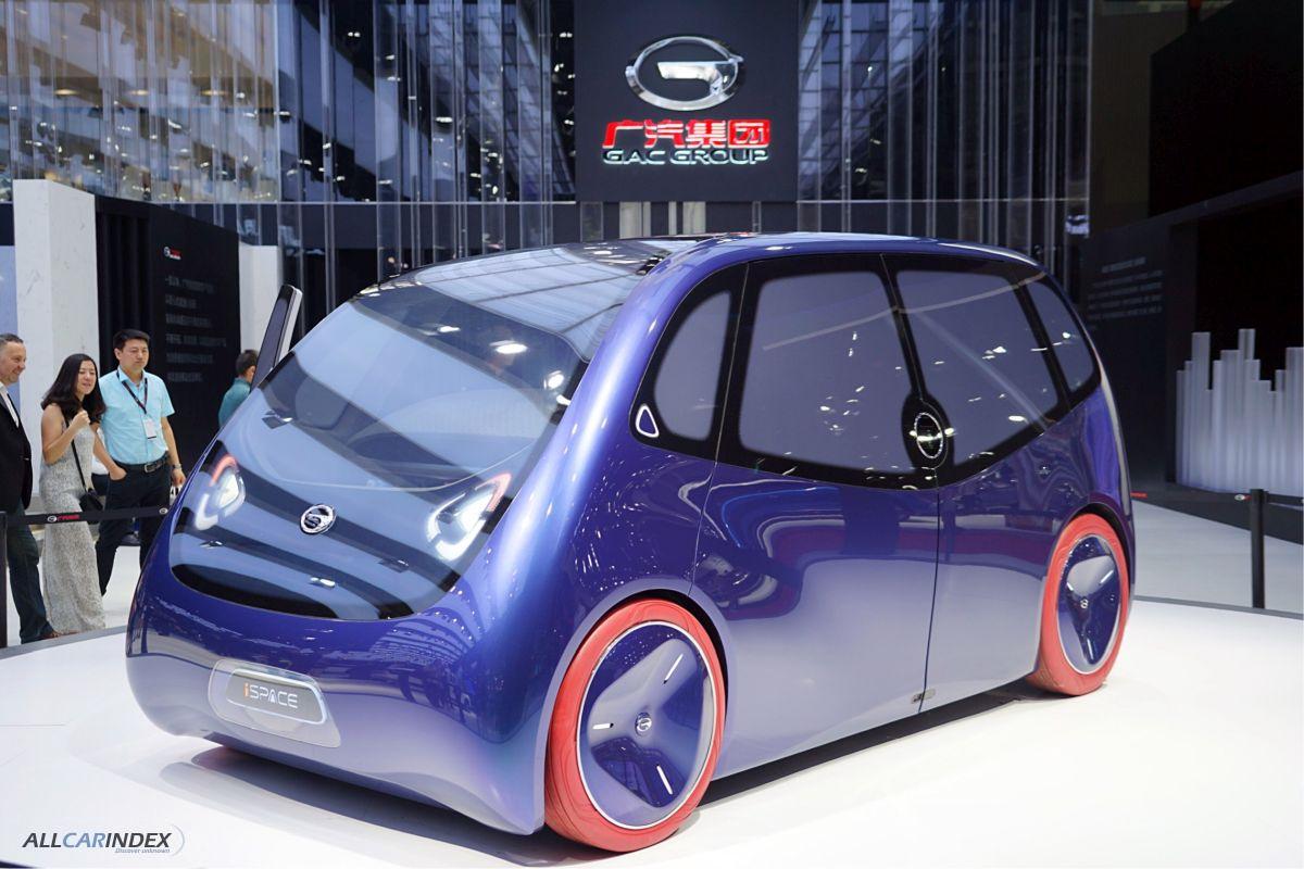 iSpace Concept / 广汽iSPACE概念车
