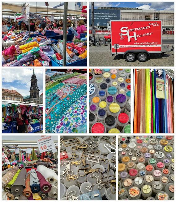 Holandské látkové trhy