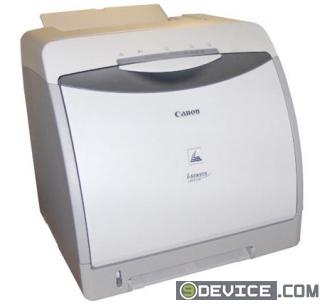 pic 1 - how to download Canon i-SENSYS LBP5100 lazer printer driver