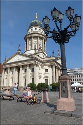 Französischer Dom (Catedral Francesa) - Berlín'15