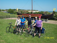 David Vines Canterbury to Broadstairs ride