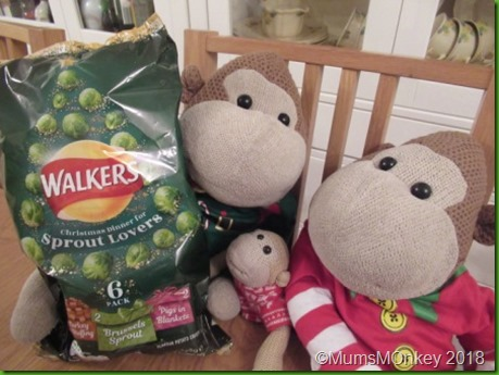 walkers sprout crisps