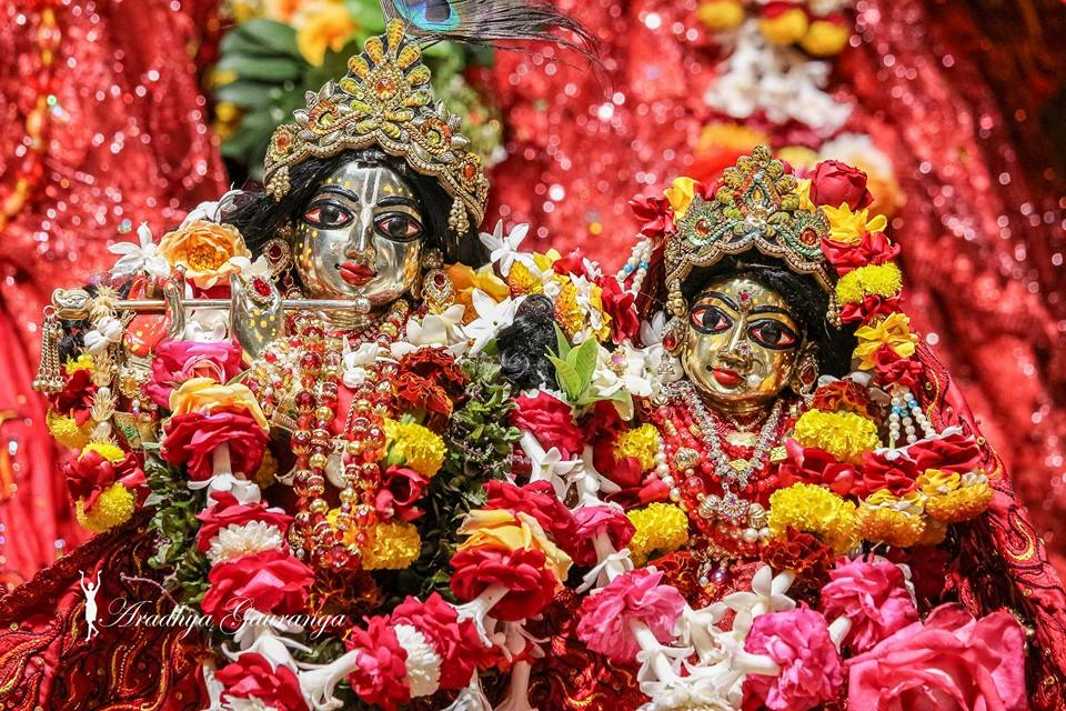 ISKCON Mayapur Deity Darshan 06 Jan 2015 (9)