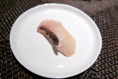 Tai from Nodoguro Hardcore Sushi Omakase 1/31/2016