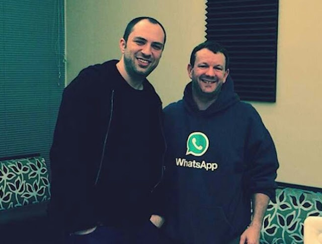 What You Never Knew About The Original Creators Of Whatsapp 1