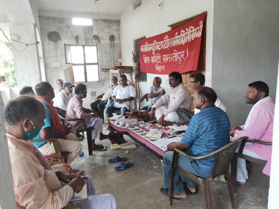 मनरेगा और प्रवासी मजदूरों को 500/- रूपये मजदूरी एवं साल में दो सौ दिन काम देने की गारंटी करे सरकार- बैजनाथ यादव