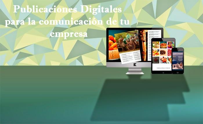 La Publicación Digital revoluciona la Comunicación