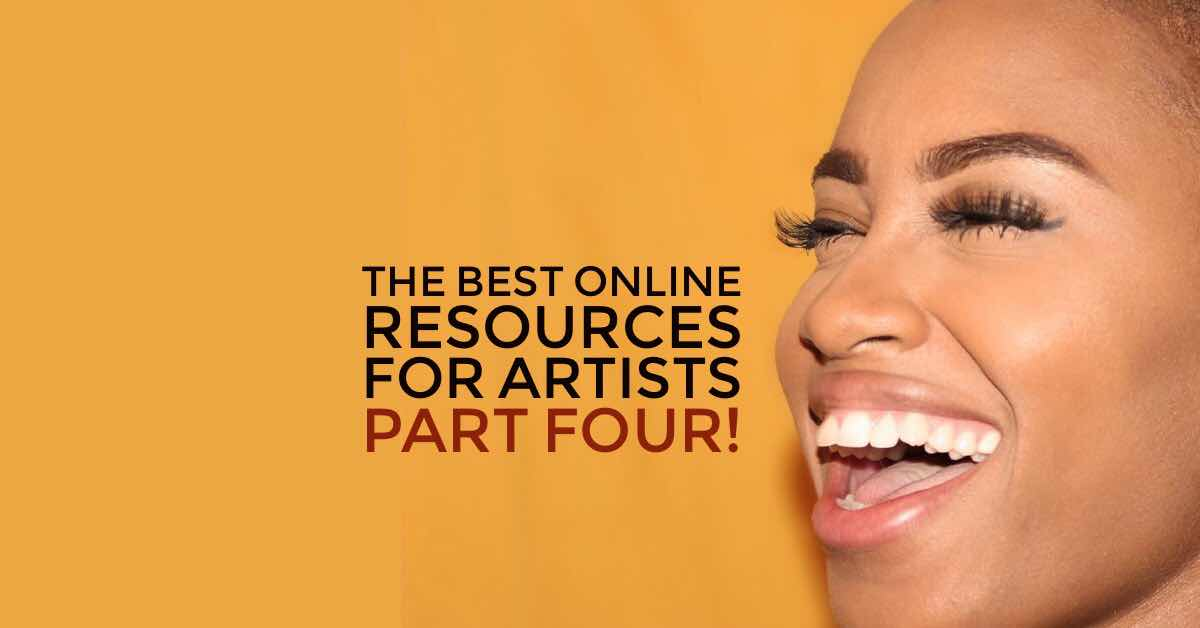 The Best Online Resources for Artists Part Four