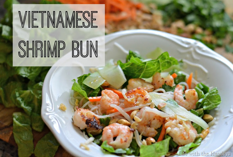 Vietnamese Shrimp Bun-2
