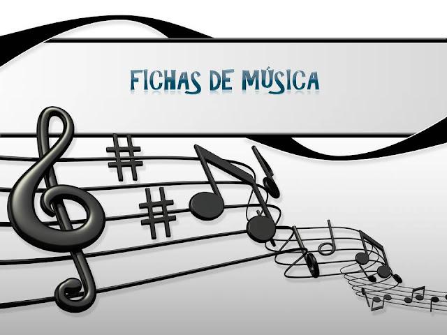 ficha de musica