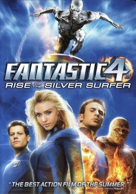 Fantastic 4: Rise of the Silver Surfer (2007) BluRay 720p HD Watch Online, Download Full Movie For Free