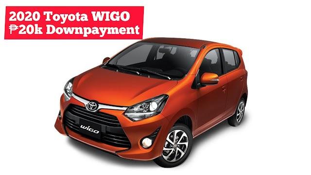 2020 Toyota WIGO HATCHBACK Low Downpayment Installment Promos | Toyota Batangas City