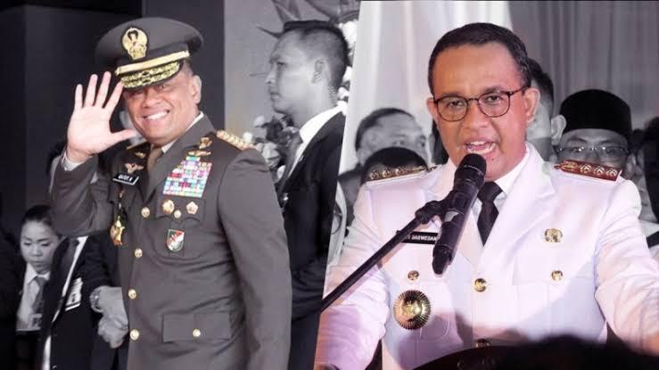 Duet Prabowo-Puan Sudah Dirancang, Anies-Gatot Dinilai Jadi Lawan Terberat