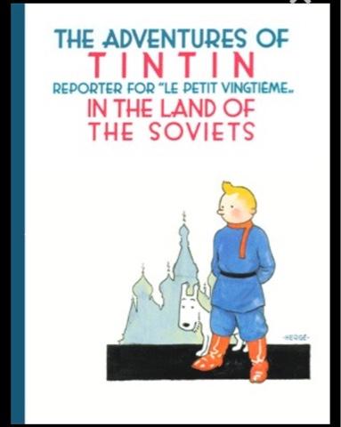 HUSH: The Adventures of Tintin