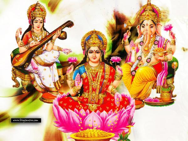 Goddess Indian, Goddesses