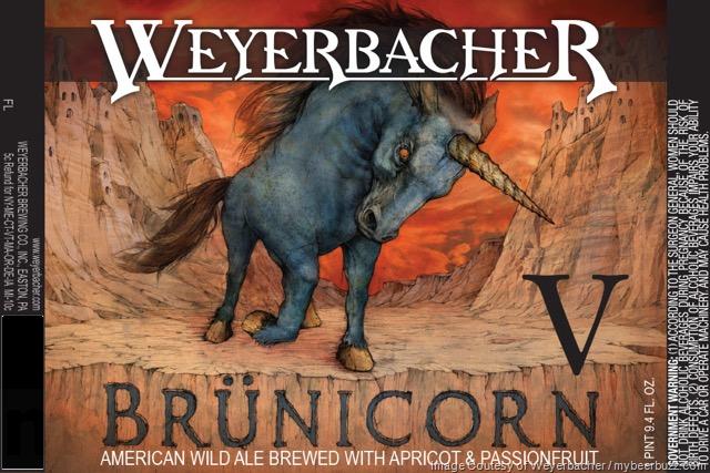 Weyerbacher Adding Brünicorn V