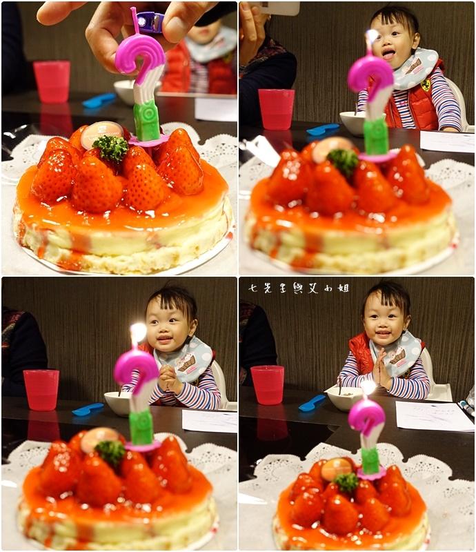 8 高仕蛋糕 Kaoshieh 草莓高鈣乳酪