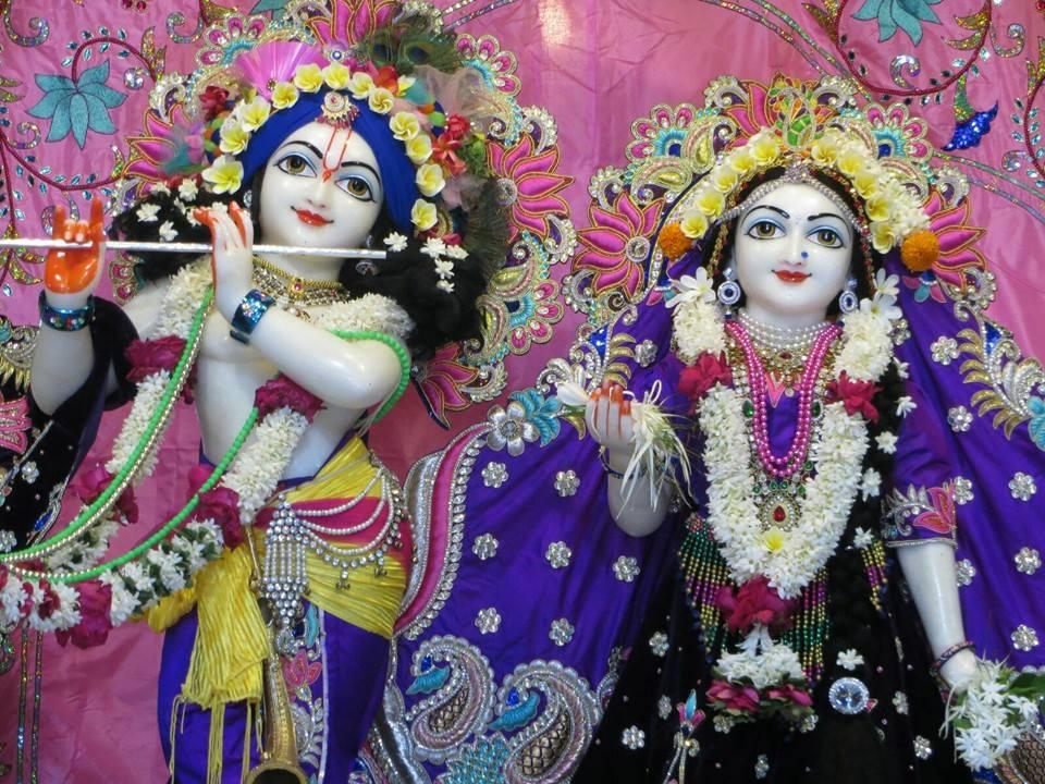 ISKCON Aravade Deity Darshan 06 Mar 2016 (8)
