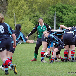 2nd May 2010 Abbey Ladies 10s at Carrickfergus