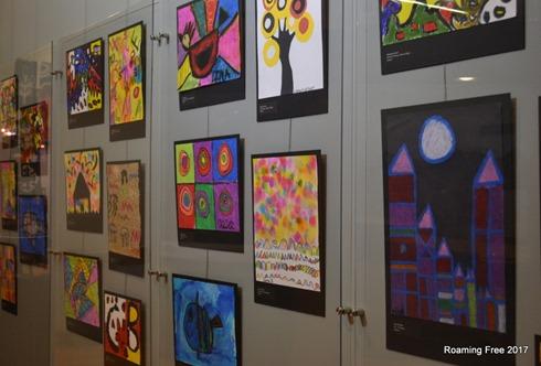 Elementary School Art