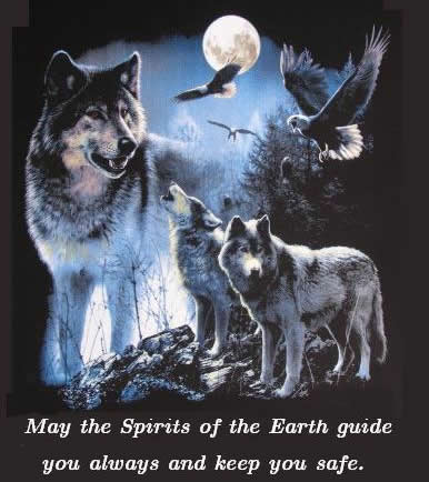 Wiccan Spirits, Blessed Be