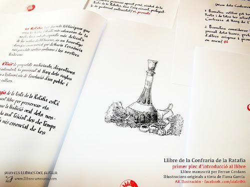 Plecs introducció Llibre Confraria Ratafia