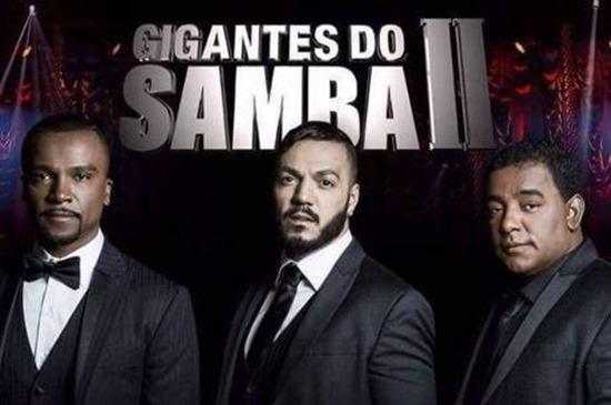 Reck Tur - Gigantes do Samba