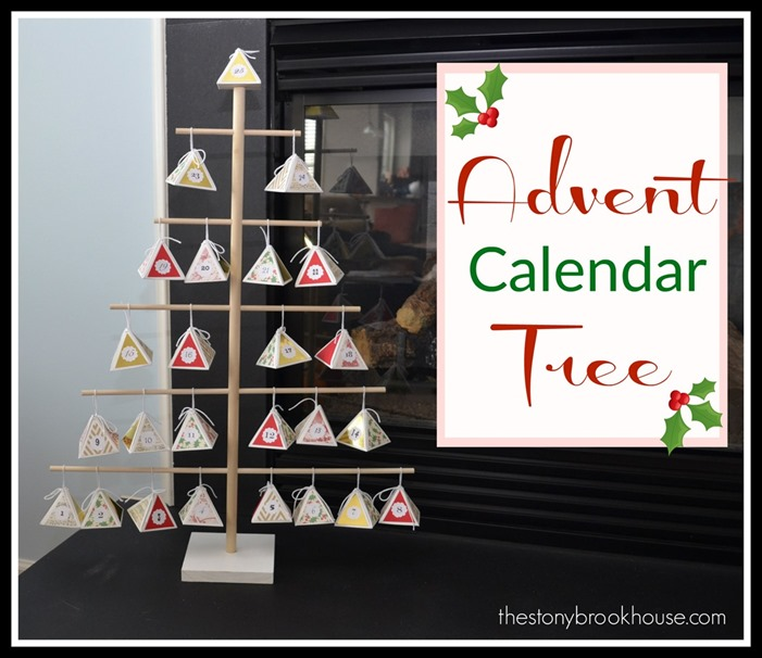Advent Calendar Tree2