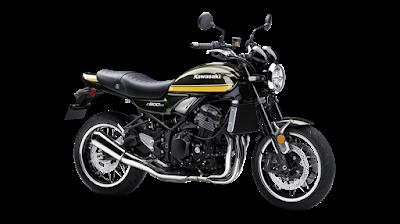 Spesifikasi Kawasaki Z900RS 2022