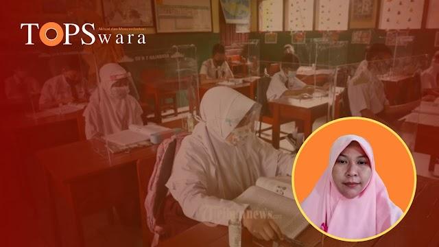 Pelaksanaan PTMT, Analis Mutiara Umat: Pastikan Aturan yang  Diterapkan Pihak Sekolah