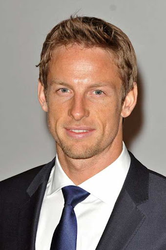Jenson Button, elegante
