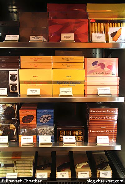 The Collection at ROYCE' [Phoenix Market City, Pune, India]