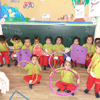 Introduction of Shapes (Playgroup) 22.09.2015