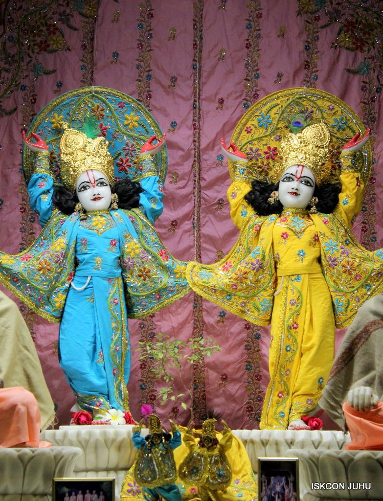 ISKCON Juhu Mangal Deity Darshan on 18th Jan 2017 (30)