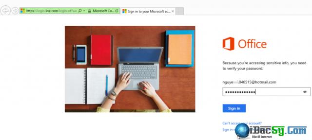 cách kích hoạt Microsoft Office 365 bản quyền - Hình 5