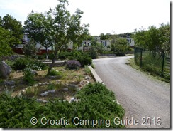Croatia Camping Guide - Camp Klenovica Mobile Homes