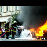 Feuerwehrübung Ziesar 2008