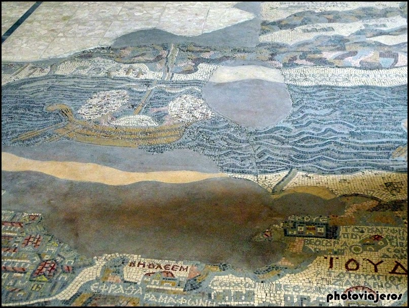 Mosaico de Madaba