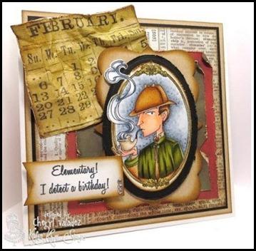 Sherlock Holmes Sample