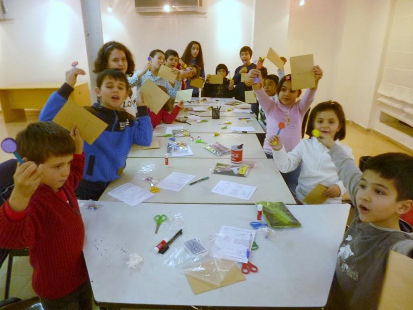 escuela de magia para niños Madrid