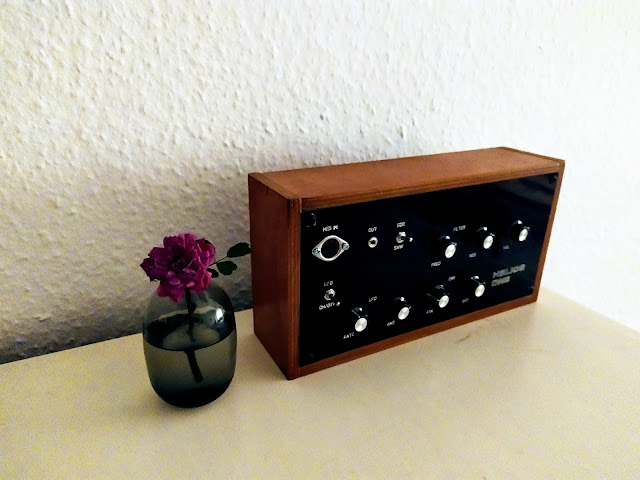 Hand made synth