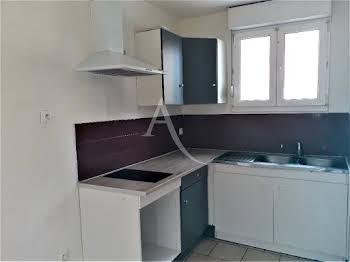 Appartement 2 pièces 35,79 m2