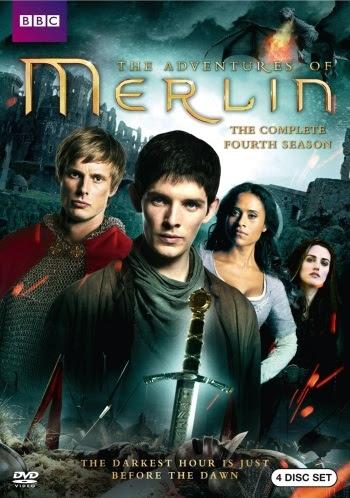 Baixar As Aventuras de Merlin 3ª Temporada Dublado