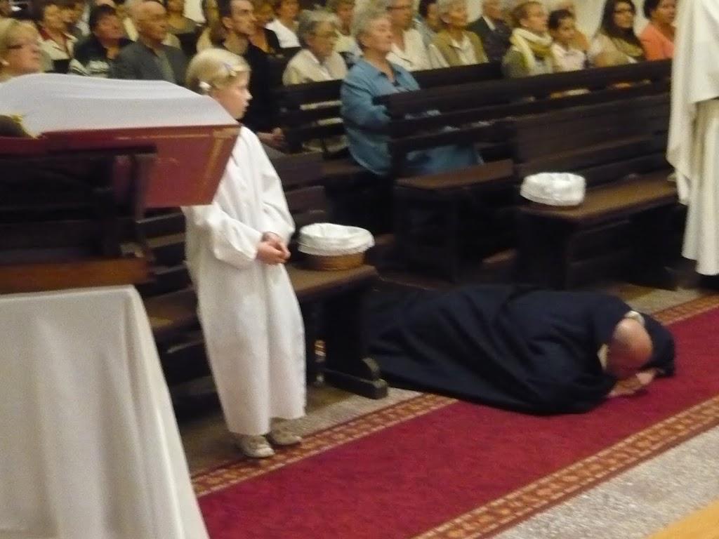 József testvér fogadalomtétele, 2011.09.24., Debrecen - P1010839.JPG