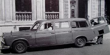Peugeot 1960 403 commerciale