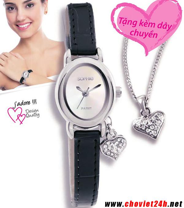 Đồng hồ thời trang Sophie Winkey - WPU298
