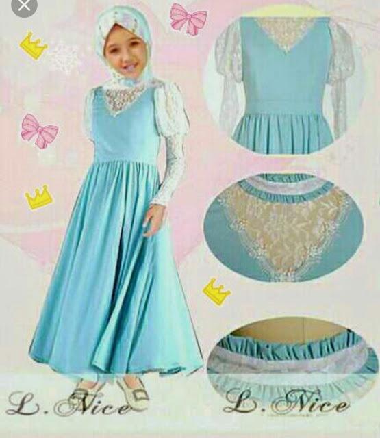 Promosi Peplum Dress
