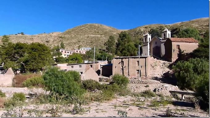 Tacobamba: municipio potosino (Bolivia)
