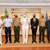 Ministério da Defesa recebe Comandante do Southcom para cerimônia de condecoração