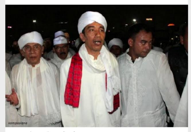 Eko Kuntadhi Sebut Kartun Nussa Bercirikan Taliban, Warganet Soroti Foto Jokowi Bersorban: Piye Iki?